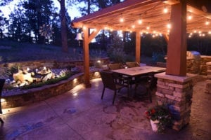 Colorado Springs, CO Outdoor Lighting & Landscape Lighting