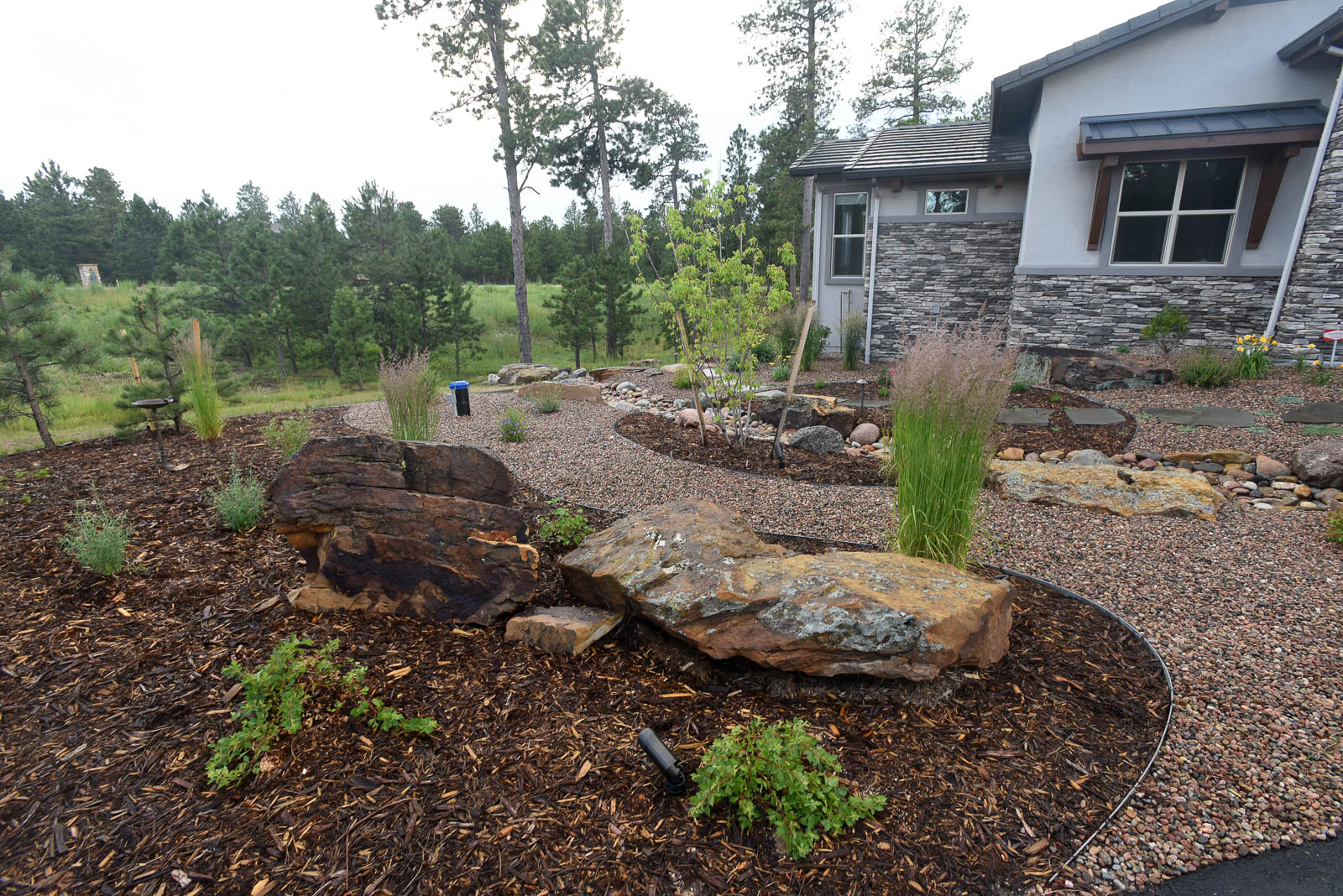 Stunning Colorado Springs Co Landscape Architecture Projects