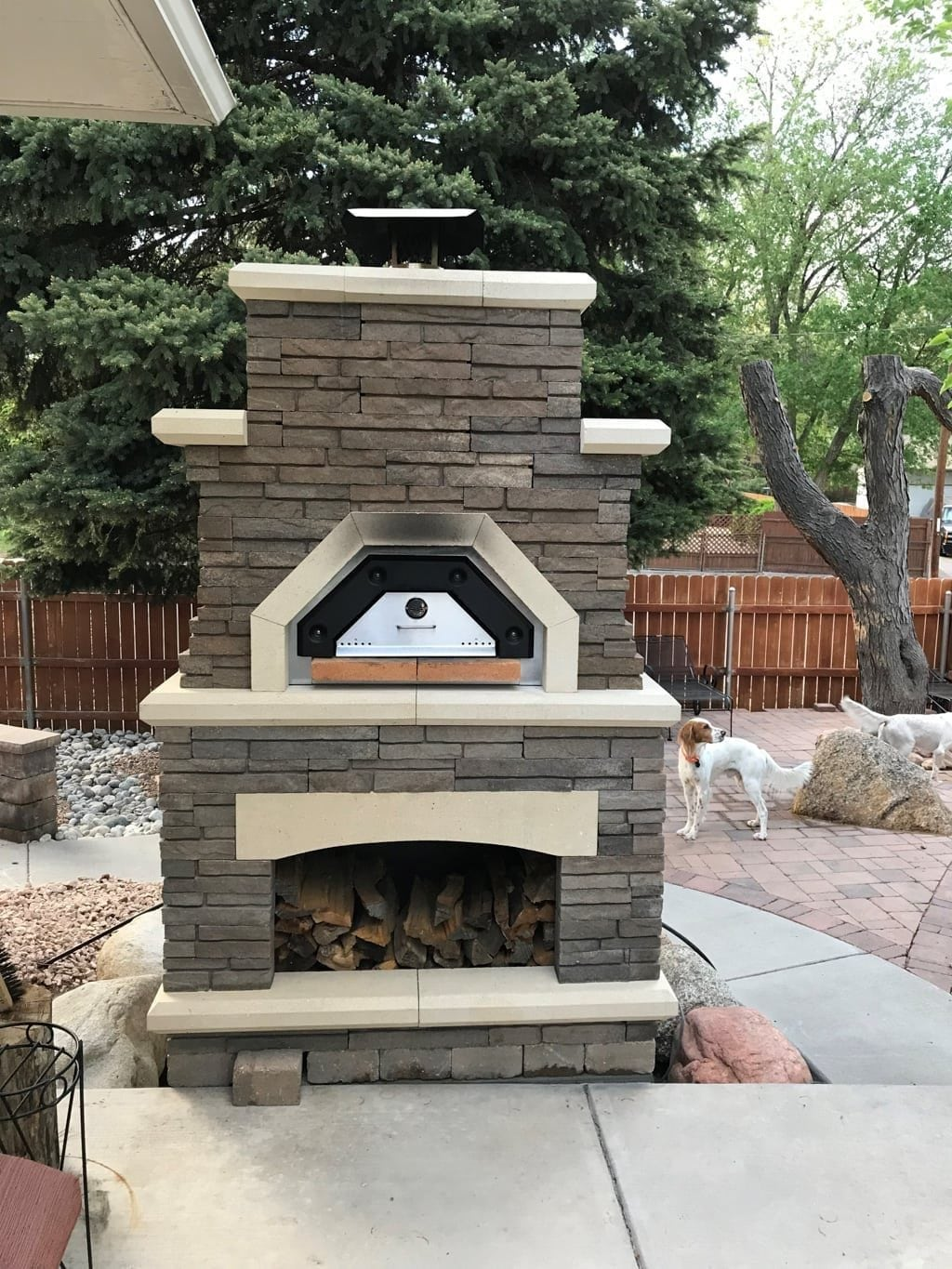Outdoor Pizza Oven Contractor Colorado Springs Co