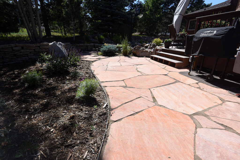 Pavers Flagstone And Concrete What Is Right For My